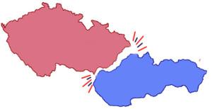 Роз'єднання Чехословаччини. Історія розлучення