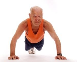 Здоровий спосіб життя в літньому віці може збільшити його тривалість на 5-6 років