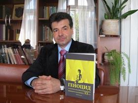 В Києві представлять перший в Україні підручник історії геноцидів