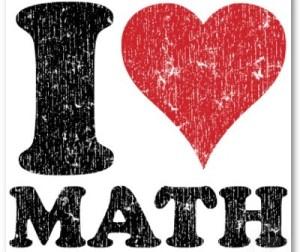 До математики любов