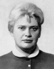 Алла Горська - художниця-дисидентка