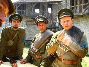 Близько 150 українців повторили переможну битву УНР із більшовиками та денікінцями