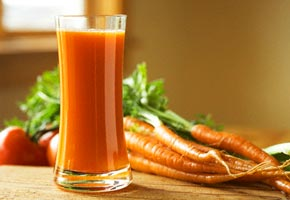 Морквяний сік від ста неду