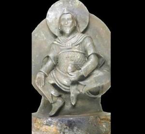 Старовинна статуя розкриває свої таємниці