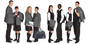 Якісну шкільну форму продають в основному вітчизняні виробники
