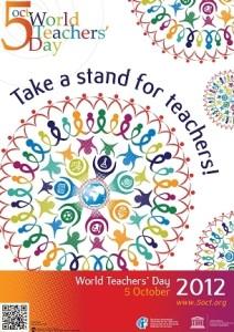 5 жовтня – Всесвітній день вчителів