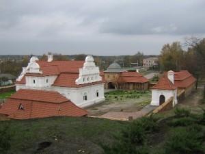 Резиденція Богдана Хмельницького