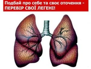 В результаті лікування туберкульозу  і боротьби з ним врятовано 20000000 людських життів