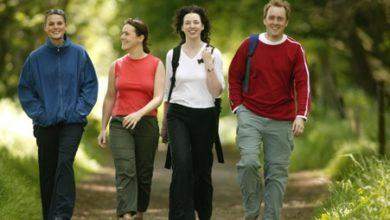 Щоденна годинна прогулянка може продовжити життя на чотири з половиною року