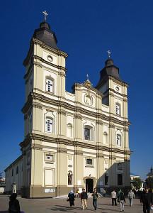 Кафедральний собор Св. Воскресіння в Івано-Франківську