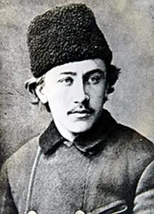 Борис Грінченко народився 9 грудня 1863 р. на хуторі Вільховий Яр на Харківщині