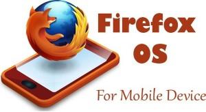 Mozilla показала смартфон з Firefox OS