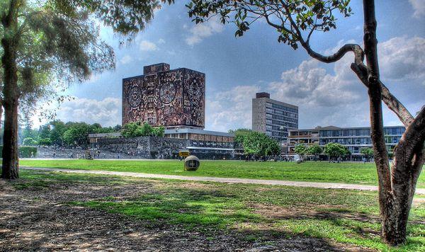 Найбільший вищий навчальний заклад країни - Мексиканський національний автономний університет