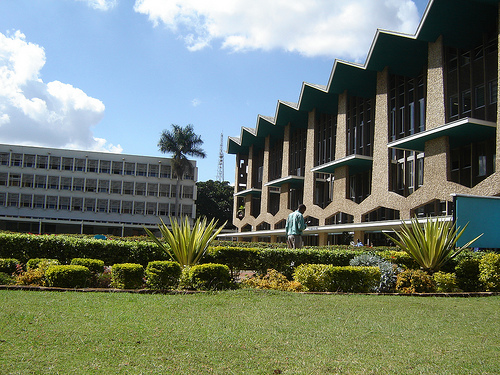 Університет Найробі  є найбільшим університетом в Кенії