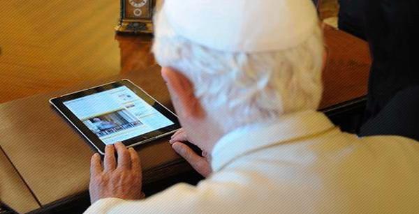 Папа назвав соціальні мережі «новим простором євангелізації»
