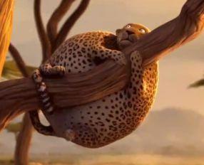 Мультфільм про те, як виглядали б звірі, харчуючись фаст-фудом (відео)