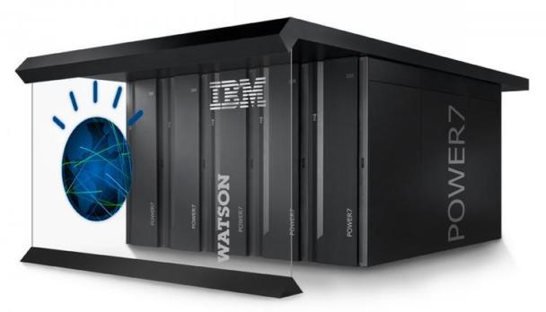 IBM відправляє суперкомп'ютер Watson вчитися до ВНЗ