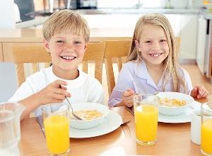 Регулярний сніданок - гарні оцінки