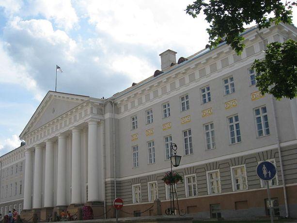 Тартуський університет - найпрестижніший і найстаріший вуз країни, який надає передову освіту