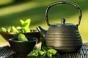Чай: чорний або зелений?