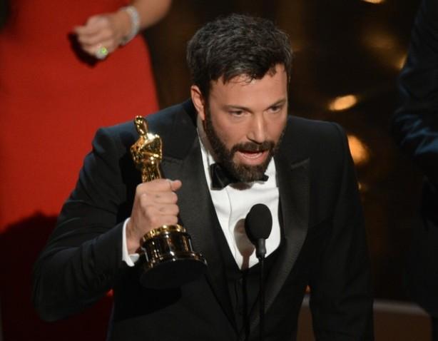 Головну нагороду Американської кіноакадемії за найкращий фільм здобула стрічка «Арґо» режисера Бена Аффлека.