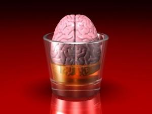 Мозок алкоголіків підживлюється спиртом, довів аналіз