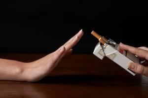 Відмова від куріння скорочує ризик інсульту, незважаючи на набір ваги