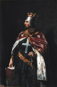 Рі́чард I Ле́вове Се́рце (8 вересня 1157 — 6 квітня 1199) — англійський король (з 1189 року) з династії Плантагенетів.