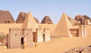 У Судані розкопали 35 пірамід царства Куш