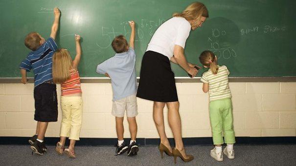 Робота вчителем початкових класів
