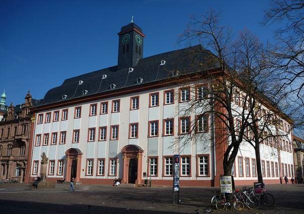Доторкнутися до історії: університет Гейдельберга