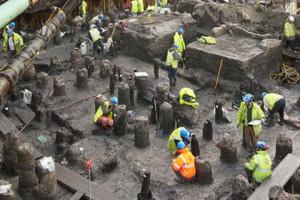 На лондонському будівництві розкопали «північні Помпеї»