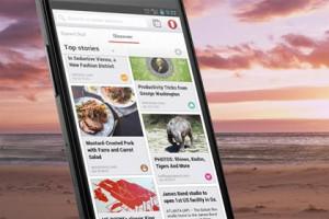Opera випустила новий браузер для Android