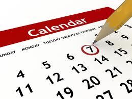 Основні строки проведення ЗНО 2013 року