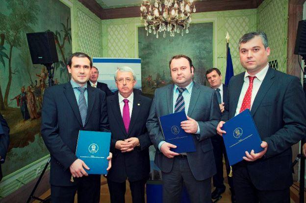 Підписано Педагогічну Конституцію Європи