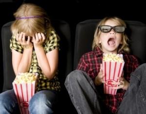 Як фільми впливають на наших дітей?