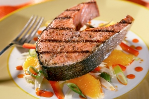 Діти, які їдять рибу, менше схильні до алергії