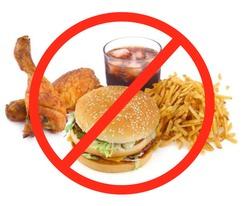 Найбільш шкідливі харчові продукти