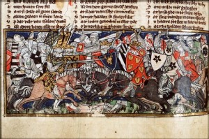 451 - Битва на Каталаунських полях