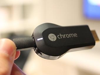 Google зменшила телеприставку до розмірів «флешки»