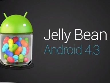 Шість нових функцій в Android 4.3 Jelly Bean