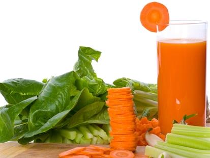 Морквяний сік поверне молодість і гостроту зору
