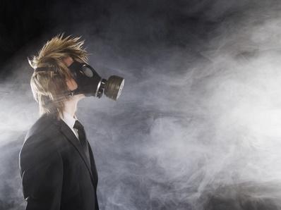 Мільйони людей вже помирають від брудного повітря