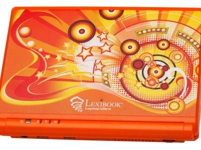 Дитячий нетбук-трансформер Lexibook Laptab