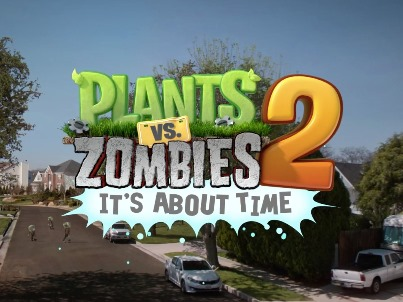 Вийшла Plants vs.  Zombies 2