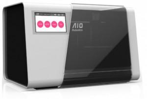 3D- БФП Zeus можна друкувати, копіювати, сканувати і відправляти об'єкти