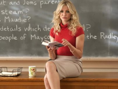 "Кадр з фільму ""Bad Teacher"""