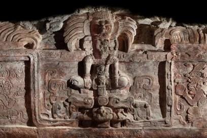 Археологи виявили в Гватемалі унікальну статую майя