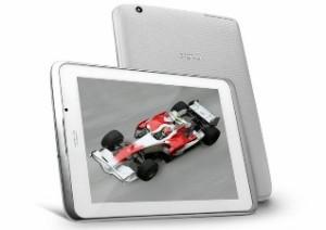 "XOLO Tab - дебютний планшет з 8 ""екраном"