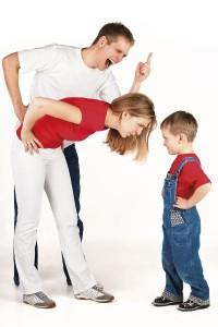 Психологи: батьківські крики призводять до проблемного поведінки дітей
